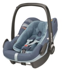 Automobilinė kėdutė MAXI COSI Pebble Plus, 0-13 kg, Frequency blue