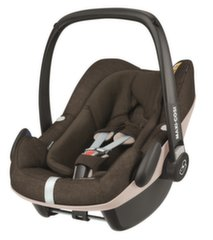 Automobilinė kėdutė MAXI COSI Pebble Plus, 0-13 kg, Nomad brown