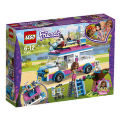 41333 Konstruktorius LEGO® Friends Olivia užduočių automobilis