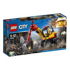 60185 Konstruktorius LEGO® City Mining Kalnakasių skaldymo įrenginys
