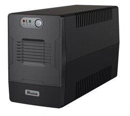 Mustek 800-LED-LIG-T10 kaina ir informacija | Nepertraukiamo maitinimo šaltiniai (UPS) | pigu.lt