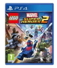 Gra Ps4 Lego marvel Super Heroes 2 PL Dubbing