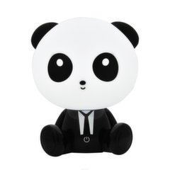 Vaikiškas stalinis LED šviestuvas Panda