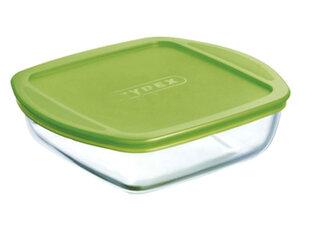 PYREX karščiui atsparus indas Cook & Store, 20x17x5,5 cm kaina ir informacija | PYREX karščiui atsparus indas Cook & Store, 20x17x5,5 cm | pigu.lt