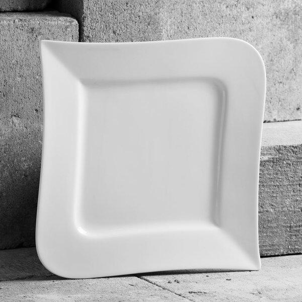 Ambition lėkštė Banga, 24,5x24,5 cm