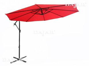 Kampinis lauko skėtis Patio 3, raudonas