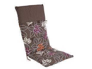 Pagalvė kėdei Patio Cypr Hoch L007-04HB, ruda