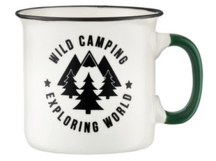 AMBITION puodelis Adventure Wild Camping, 510 ml