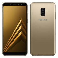 Samsung Galaxy A8 (2018) A530, Dual SIM, Auksinė kaina ir informacija | Mobilieji telefonai | pigu.lt