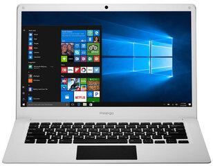 "Prestigio SmartBook 141C, 14.1"", Balta + Microsoft Office 365 1 metams!"