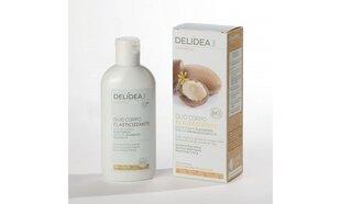 Ekologiškas stangrinamas ir elastingumo suteikiantis kūno aliejus su argano aliejumi Delidea BIO 100 ml