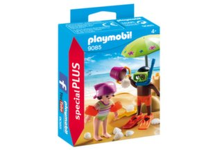 Конструктор 9085 PLAYMOBIL® Plus, Дети на пляже