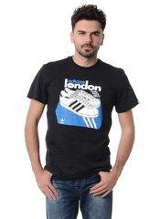 Vyriški marškinėliai Adidas G London Tee X42101