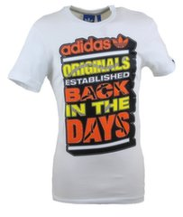 Vyriški marškinėliai Adidas Hertiage Tee Z36492