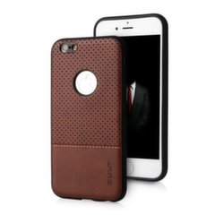 Qult Luxury Drop Back Case Silicone Case for Apple iPhone X Brown kaina ir informacija | Qult Luxury Drop Back Case Silicone Case for Apple iPhone X Brown | pigu.lt