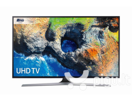 Samsung UE75MU6120 kaina ir informacija | Televizoriai | pigu.lt