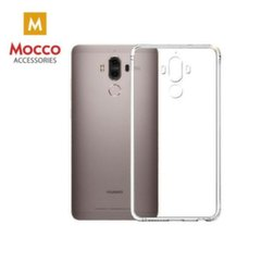Mocco Ultra Back Case 0.3 mm Silicone Case for Samsung A530 Galaxy A8 (2018) Transparent