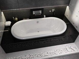 Įleidžiama vonia RIHO Seth 180x86 cm