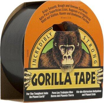 Lipni juosta juoda Gorilla 11m kaina ir informacija | Mechaniniai įrankiai | pigu.lt