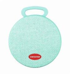 Swissten X-STYLE Portable Speaker Bluetooth 4.0 / 3W / Micro SD / Light Green