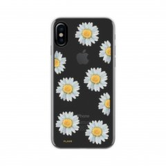 FLAVR Real 3D Flowers Daisy Premium Ultra Thin Case With Hand Made Real Flowers For Apple iPhone X kaina ir informacija | Telefono dėklai | pigu.lt