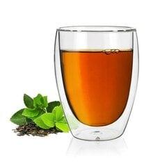 BANQUET, dvigubo stiklo stiklinė, boral kaina ir informacija | Taurės, puodeliai, ąsočiai | pigu.lt