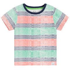 Cool Club trumparankoviai marškinėliai berniukams, BCB1612175