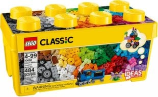 10696 Kонструктор LEGO® Classic Creative Brick Box цена и информация | Конструкторы и кубики | pigu.lt