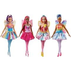 Lėlė Barbie Fėja Dreamtopia kaina ir informacija | Žaislai mergaitėms | pigu.lt
