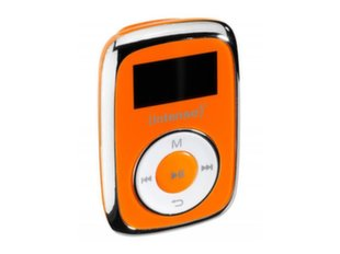 Intenso Music Mover, 8GB, Oranžinė
