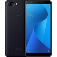 Asus ZenFone Max Plus, Dual SIM, Juoda kaina ir informacija | Mobilieji telefonai | pigu.lt