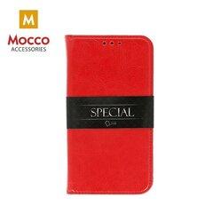 Mocco Special Leather Case Кожанный Чехол Книжка для Apple iPhone 7 / 8 Красный