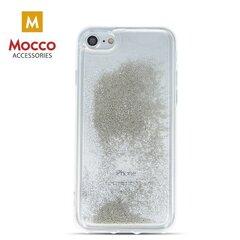 Apsauginė nugarėlė Mocco Liquid Silicone skirta Xiaomi Redmi Note 4, skaidri-sidabrinė kaina ir informacija | Telefono dėklai | pigu.lt