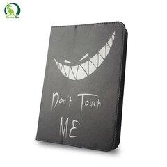 Planšetinio kompiuterio dėklasDon't touch me, skirtas7-8'' kompiuteriams, universalus kaina ir informacija | Planšetinio kompiuterio dėklasDon't touch me, skirtas7-8'' kompiuteriams, universalus | pigu.lt