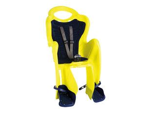 Galinė dviračio kėdutė Bellelli Mr. Fox Relax HiViz kaina ir informacija | Dviračių kėdutės vaikams | pigu.lt