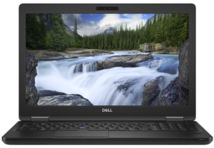 Dell Latitude 5590 i7-8650U 8GB 256GB Linux
