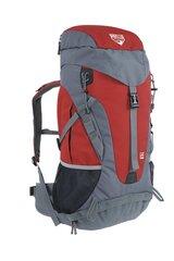 Turistinė kuprinė Pavillo Dura-Trek 65L, raudona