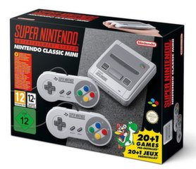Nintendo SNES Classic Mini Entertainment System