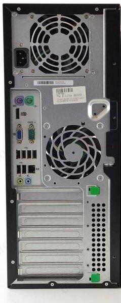 HP 8000 Elite MT E7500 4GB 250GB DVD WIN7Pro