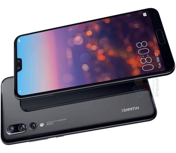 Huawei P20 Pro, 128 GB, Dual SIM, Juoda atsiliepimas