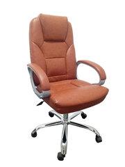 Biuro kėdė Yvette, ruda