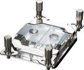 PHANTEKS Water Block C399a, AMD TR4, RGB, Acrylic Chrome (PH-C399A_CR01) kaina ir informacija | Aušinimas vandeniu - aksesuarai | pigu.lt
