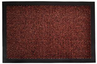 Hanse Home durų kilimėlis Faro Terracotta, 40x60 cm