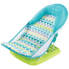 Gultukas į vonelę Summer Infant Triangle Stripes, Blue