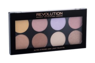 Veido modeliavimo paletė Makeup Revolution London Ultra Strobe and Light 11,5 g kaina ir informacija | Veido modeliavimo paletė Makeup Revolution London Ultra Strobe and Light 11,5 g | pigu.lt