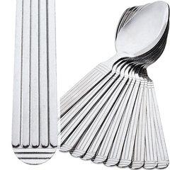 Mayer&Boch arbatinių šaukštelių komplektas, 12 vnt kaina ir informacija | Stalo įrankiai | pigu.lt