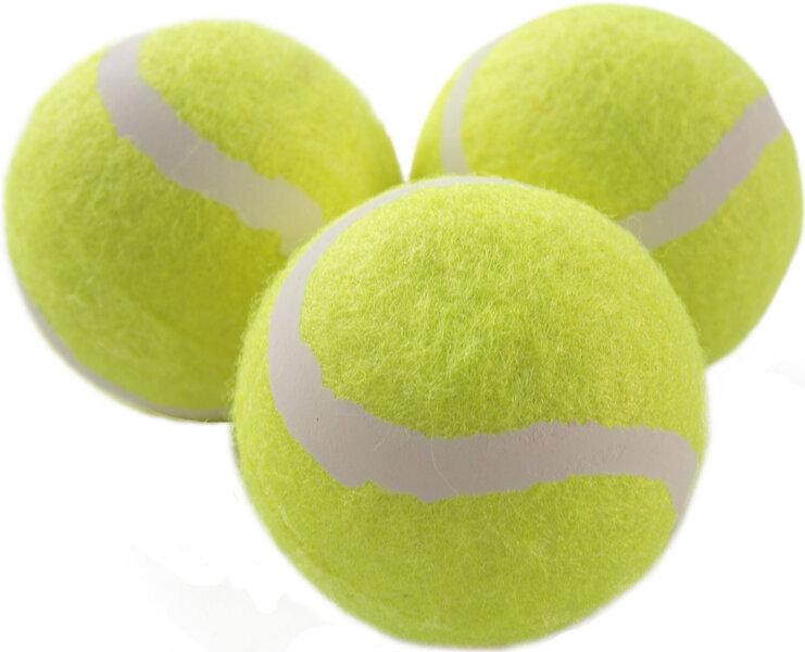 Lauko teniso kamuoliukai Schildkrot Magic-Sports, 3 vnt. kaina