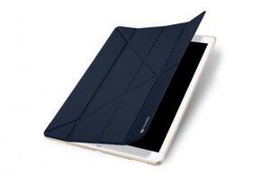 """Planšetinio kompiuterio dėklas Dux Ducis Premium Magnet Case, skirtas Apple iPad 5 / iPad 6 / 9.7"""", mėlynas"""