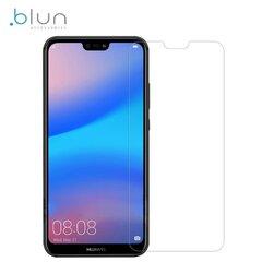 Прозрачный защитный экран Blun Tempered Glass 9H, для Huawei P20 телефона цена и информация | Защитные пленки для телефонов | pigu.lt