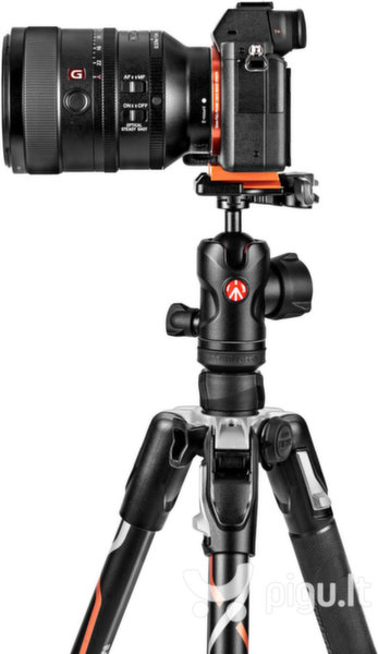 Manfrotto Befree Advanced Alpha MKBFRLA-BH